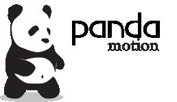 Panda Motion Studios Logo